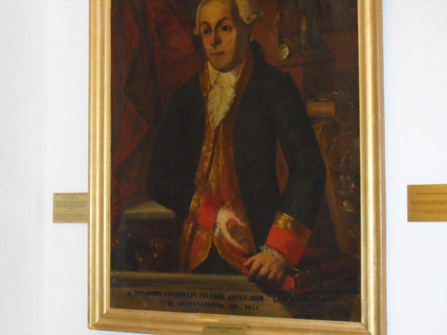 Don Pedro Alonso O'Crouley
